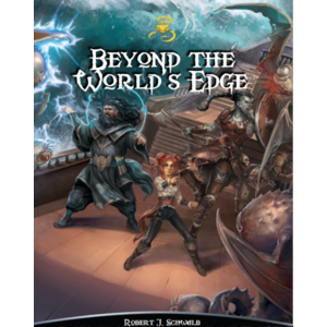 Schwalb Entertainment SHADOW OF THE DEMON LORD: BEYOND THE WORLDS EDGE