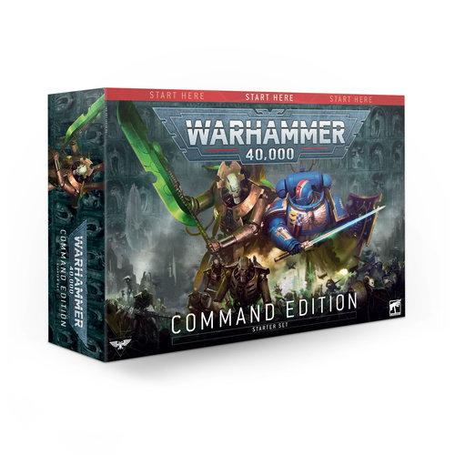 Games Workshop 40K (STARTER SET): COMMAND EDITION