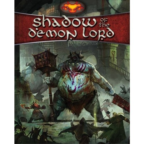 Schwalb Entertainment SHADOW OF THE DEMON LORD