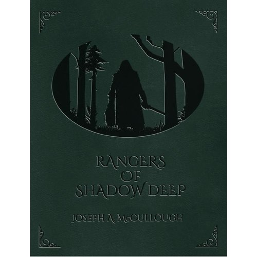 Modiphius RANGERS OF SHADOW DEEP - DELUXE EDITION