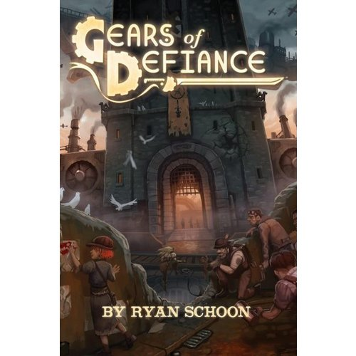 GALLANT KNIGHT GAMES GEARS OF DEFIANCE