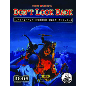 RETRO ROLEPLAY DON'T LOOK BACK - 3RD EDITION