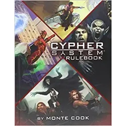 Monte Cook Games CYPHER SYSTEM