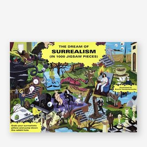 Laurence King Publishing LK1000 THE DREAM OF SURREALISM