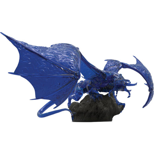 Wizkids MINIS: D&D: ICON OF THE REALMS - SAPPHIRE DRAGON