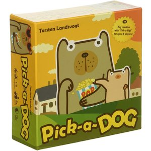 Eagle-Gryphon Games PICK A DOG
