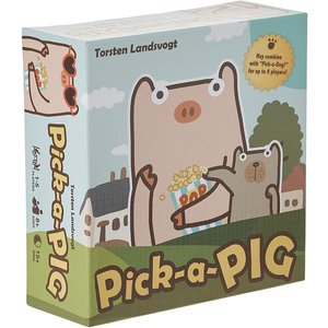 Eagle-Gryphon Games PICK A PIG
