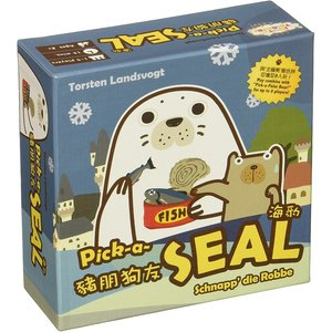 Eagle-Gryphon Games PICK A SEAL