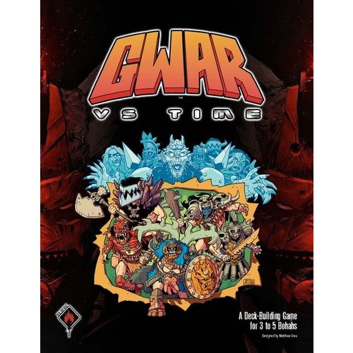 WildFire LLC GWAR VS TIME!