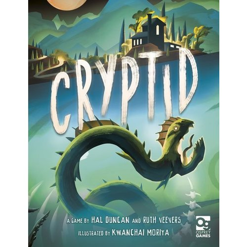 Osprey Publishing CRYPTID