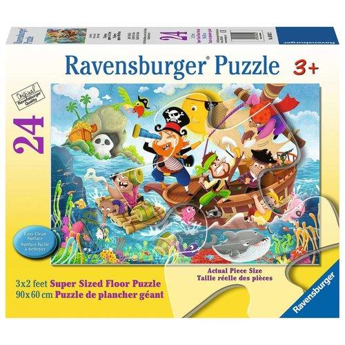 Ravensburger RV24(FL) LAND AHOY!