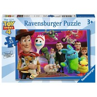RV35 DISNEY-PIXAR TOY STORY 4 MADE TO PLAY
