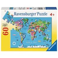 RV60 WORLD MAP