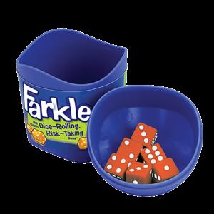 PLAYMONSTER FARKLE DICE CUP