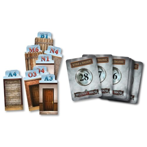 Asmodee MYSTERY HOUSE: BACK TO TOMBSTONE