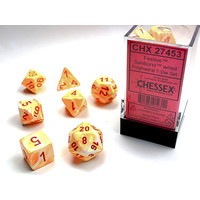 DICE SET 7 FESTIVE SUNBURST
