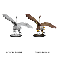 MINIS: D&D: DIVING GRIFFON