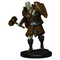 MINIS: ICONS OF THE REALMS: GOLIATH MALE FIGHTER