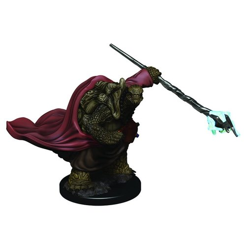Wizkids MINIS: ICONS OF THE REALMS: TORTLE MALE MONK