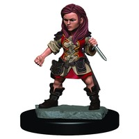 MINIS: ICONS OF THE REALMS: HALFLING FEMALE ROGUE
