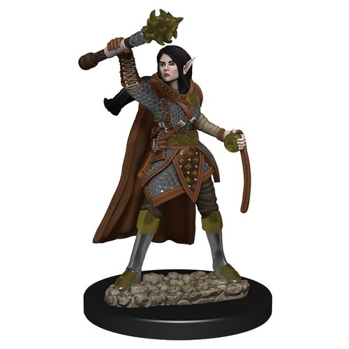 Wizkids MINIS: ICONS OF THE REALMS: ELF FEMALE CLERIC