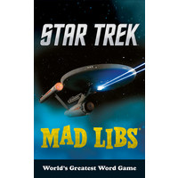 MAD LIBS STAR TREK