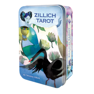 US GAMES SYSTEMS TAROT ZILLICH
