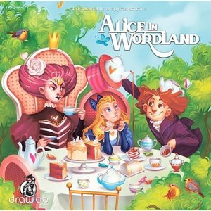 Drawlab Entertainment ALICE IN WONDERLAND