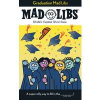 MAD LIBS GRADUATION