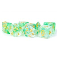 DICE SET 7 UNICORN: ICY EVERGLADES