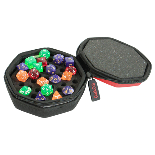Geekon DICE CASE / TRAY: RED