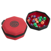 DICE CASE / TRAY: RED