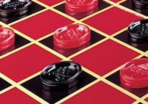 Checkers / Chinese Checkers