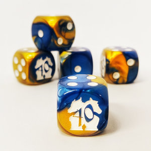 Chessex GoB 40TH ANNIVERSARY D6