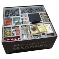 BOX INSERT: MANSIONS OF MADNESS 2ND EDITION