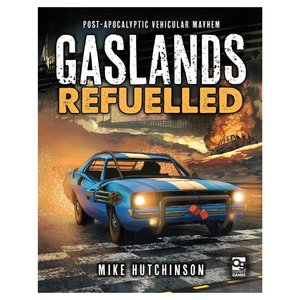 Osprey Publishing GASLANDS: REFUELLED: VEHICULAR MAYHEM