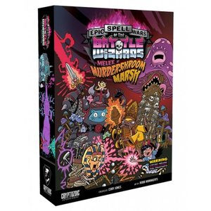 Cryptozoic Entertainment EPIC SPELL WARS OF THE BATTLE WIZARDS 3: MEELE AT MURDERSHROOM MARSH
