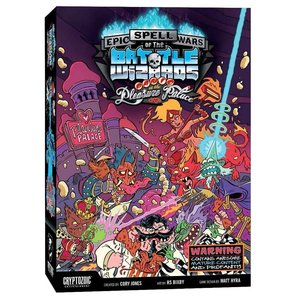 Cryptozoic Entertainment EPIC SPELL WARS OF THE BATTLE WIZARDS IV: PANIC AT THE PLEASURE PALACE