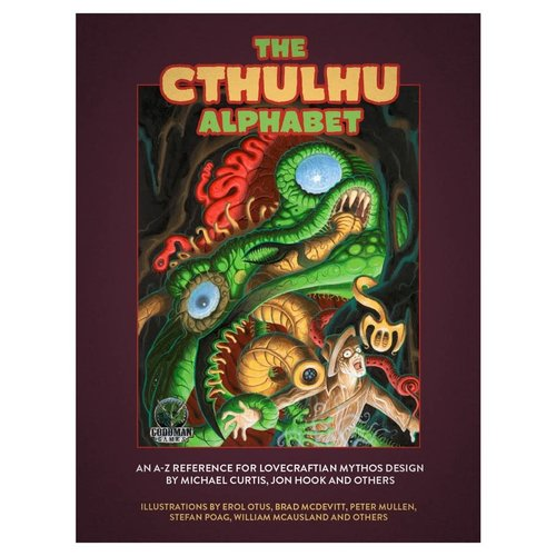 Goodman Games CTHULHU ALPHABET (HARDCOVER)