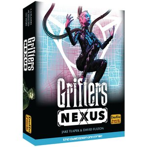 Indie Boards & Cards GRIFTERS NEXUS