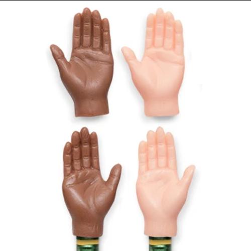 Archie McPhee FINGER HANDS MINI
