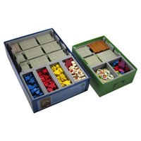 BOX INSERT: CARCASSONNE & EXPANSIONS