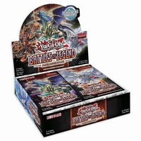YUGIOH: BATTLES OF LEGEND: ARMAGEDDON BOOSTER