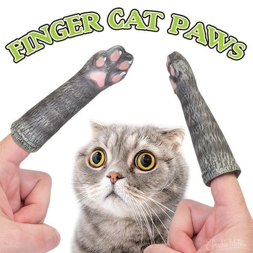 Archie McPhee FINGER PAWS