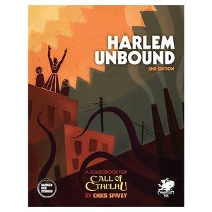 Chaosium CALL OF CTHULHU: HARLEM UNBOUND