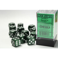 DICE SET 16mm SPECKLED RECON
