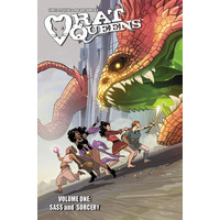 RAT QUEENS: SASS & SORCERY - VOL 1