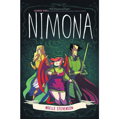Diamond Comic Distributors NIMONA