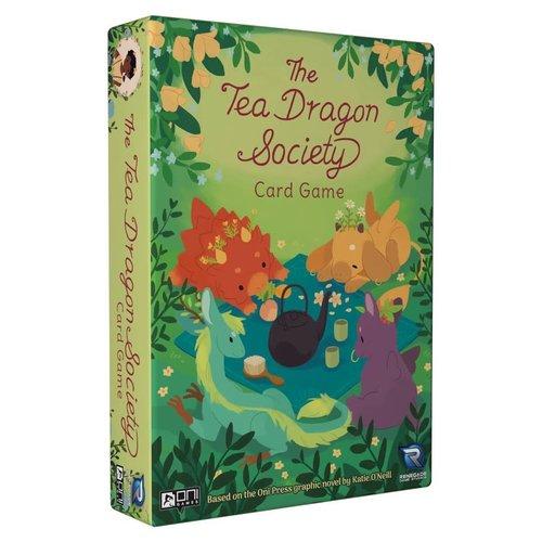 Renegade Games Studios THE TEA DRAGON SOCIETY - CARD GAME