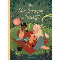THE TEA DRAGON SOCIETY - GRAPHIC NOVEL
